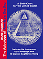 Book Cover - The Astrology of America's Destiny by Dane Rudhyar - image copyright © 2003 by Michael R. Meyer. All Rights Reserved.