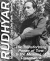 Book Cover - The Transforming Power of Tone by Dane Rudhyar - image copyright © 2003 by Michael R. Meyer. All Rights Reserved.